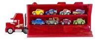 Mini Racers set de jeu Disney Cars 3 Mack transporteur-Avant