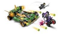 LEGO Ninjago 70641 Ninja Nachtracer-Vooraanzicht