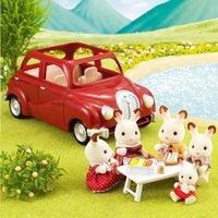 Sylvanian Families 5273 voiture Family Saloon-Image 1