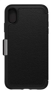 Foliocover Otterbox Strada pour iPhone Xs Max noir-Arrière
