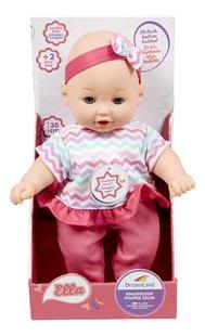 DreamLand zachte pop Knuffelpop Ella roze-Vooraanzicht