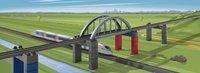 Märklin My World Pont de chemin de fer-Image 1