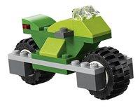 LEGO Classic 10715 Stenen op wielen-Vooraanzicht