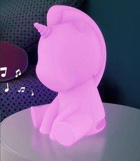 bigben bluetooth luidspreker Unicorn met verlichting-Afbeelding 1