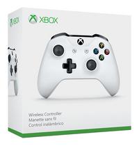Xbox One draadloze controller wit-Linkerzijde