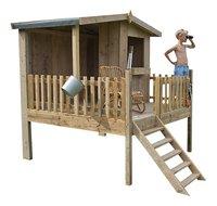 Dutchwood houten speelhuisje Checkpoint-Afbeelding 1