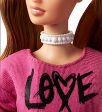 Barbie mannequinpop Fashionistas Tall 80 - Wear Your Heart-Artikeldetail