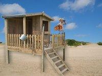 Dutchwood houten speelhuisje Checkpoint-Afbeelding 4