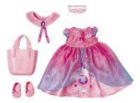 BABY born kledijset Boutique Deluxe Shopping Prinses-commercieel beeld