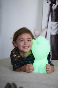 bigben bluetooth luidspreker Unicorn met verlichting-Afbeelding 3
