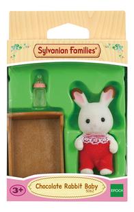 Sylvanian Families 5062 - Bébé Lapin Chocolat-Avant
