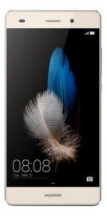 Huawei smartphone P8 Lite goud-Vooraanzicht