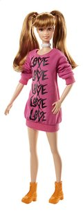 Barbie mannequinpop Fashionistas Tall 80 - Wear Your Heart-commercieel beeld