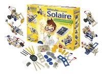 Buki France Voertuigen op zonne-energie-Vooraanzicht