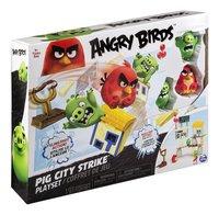 Spin Master speelset Angry Birds Pig city strike-Achteraanzicht