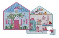 Crocodile Creek puzzel Little House-Vooraanzicht
