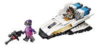 LEGO Overwatch 75970 Tracer vs. Widowmaker-Vooraanzicht