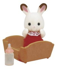 Sylvanian Families 5062 - Bébé Lapin Chocolat-commercieel beeld