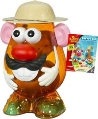 Playskool Mr Patate Safari-Avant