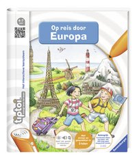 Ravensburger Tiptoi Op reis door Europa NL