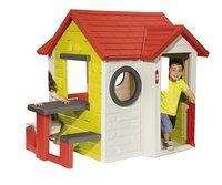 Smoby speelhuisje My house met picknickmodule-Afbeelding 2