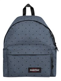 Eastpak rugzak Padded Pak'R Double Denim Dots