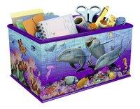 Ravensburger 3D-puzzel Girly Girl opbergdoos onderwaterwereld-Linkerzijde