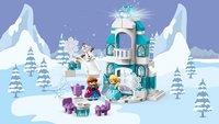 LEGO DUPLO 10899 Le château de la Reine des neiges-Image 2