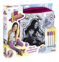 Lansay Disney Soy Luna Mon sac phosphorescent à customiser-Côté gauche