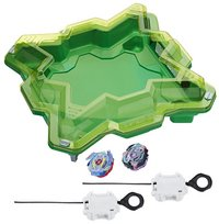 Beyblade Burst Evolution Star Storm Battle Set-commercieel beeld