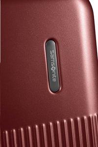Samsonite harde reistrolley Rectrix Spinner Matte Red 55 cm-Artikeldetail