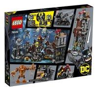LEGO Super Heroes 76122 Batcave invasie Clayface-Achteraanzicht