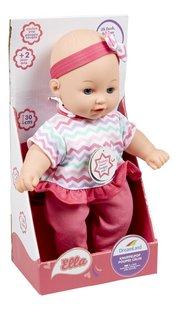 DreamLand zachte pop Knuffelpop Ella roze-Linkerzijde