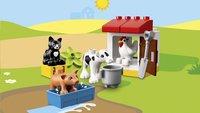 LEGO DUPLO 10870 Boerderijdieren-Afbeelding 1