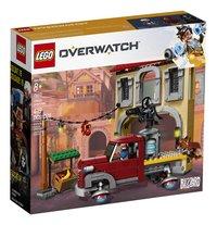 LEGO Overwatch 75972 Dorado Showdown-Linkerzijde