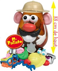 Playskool Mr Potato Head Safariset-Vooraanzicht