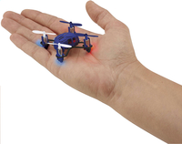 Revell Mini Quadrocopter blauw-Artikeldetail