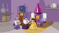 LEGO DUPLO 10877 Belle's theekransje-Afbeelding 2