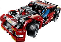 LEGO Technic 42041 Race Truck-Détail de l'article