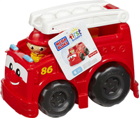 Mega Bloks First Builders Firetruck Freddy