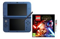 Nintendo Console New 3DS XL bleu + Lego Star Wars ANG