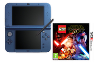 Nintendo Console New 3DS XL blauw + Lego Star Wars FR