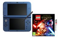 Nintendo Console New 3DS XL bleu + Lego Star Wars FR
