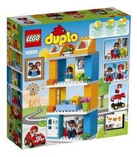 LEGO DUPLO 10835 Familiehuis-Achteraanzicht