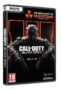 PC Call of Duty: Black Ops III FR/ANG-Côté gauche