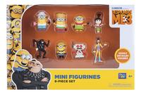 Minions Moi, Moche et Méchant 3 - 8 figurines