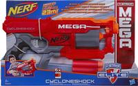 Nerf Mega blaster Elite Cycloneshock-Vooraanzicht