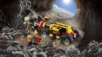 LEGO City 60186 Zware mijnbouwboor-Afbeelding 4