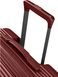 Samsonite harde reistrolley Rectrix spinner Matte Red 76 cm-Bovenaanzicht