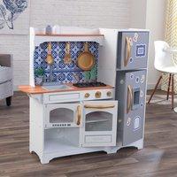 KidKraft cuisine en bois Mosaic Magnetic Play-Image 3